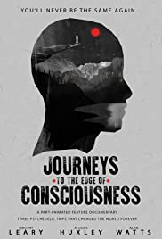 Journeys to the Edge of Consciousness Poster