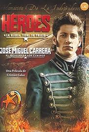 Carrera, el príncipe de los caminos Poster