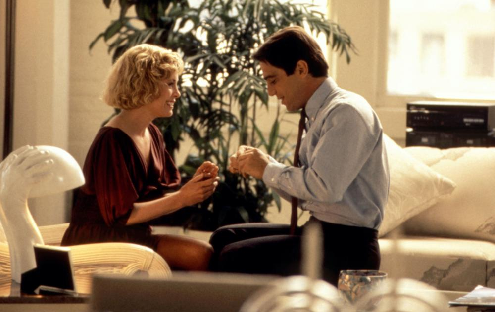 Tony Danza and Catherine Hicks in She's Out of Control (1989)