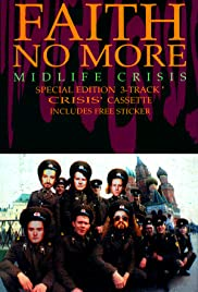 Faith No More: Midlife Crisis Poster