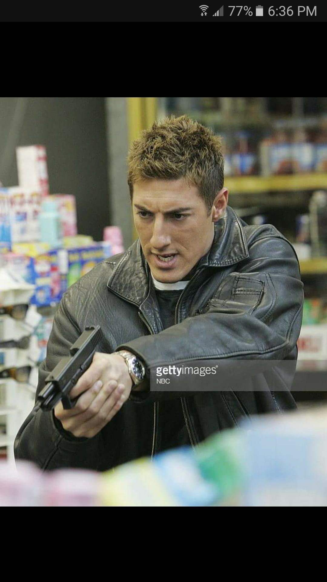 Eric Balfour in Protect and Serve (2007)