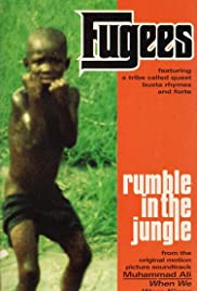 Fugees featuring A Tribe Called Quest, Busta Rhymes and Forte: Rumble in the Jungle Poster