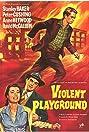 Violent Playground (1958) Poster
