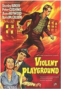 Movie 1080p hd download Violent Playground UK [Bluray]