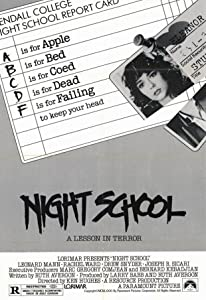 Watch online adults hollywood movies 2018 Night School [mp4]
