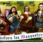 Gino Cervi, Jacques François, Georges Marchal, and Jean Martinelli in Les 3 Mousquetaires (1953)
