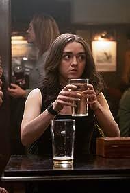 Maisie Williams, Mawaan Rizwan, and Taheen Modak in Episode #1.1 (2020)