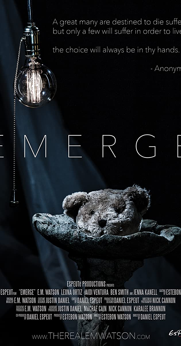 3e2406189ff EMERGE (2017) - Full Cast & Crew - IMDb