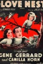 The Love Nest (1933) Poster