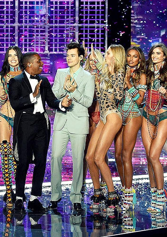 The Victorias Secret Fashion Show Movie Poster