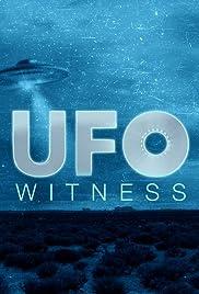 UFO Witness Poster