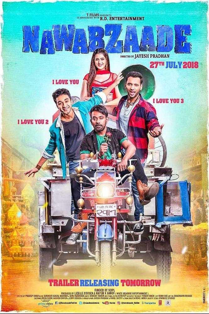 Nawabzaade (2018) Hindi 720p Pre-DVDRip x264 750MB