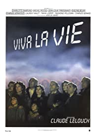 Anouk Aimée, Charlotte Rampling, Charles Aznavour, Jean-Louis Trintignant, Evelyne Bouix, Charles Gérard, Laurent Malet, and Michel Piccoli in Viva la vie (1984)