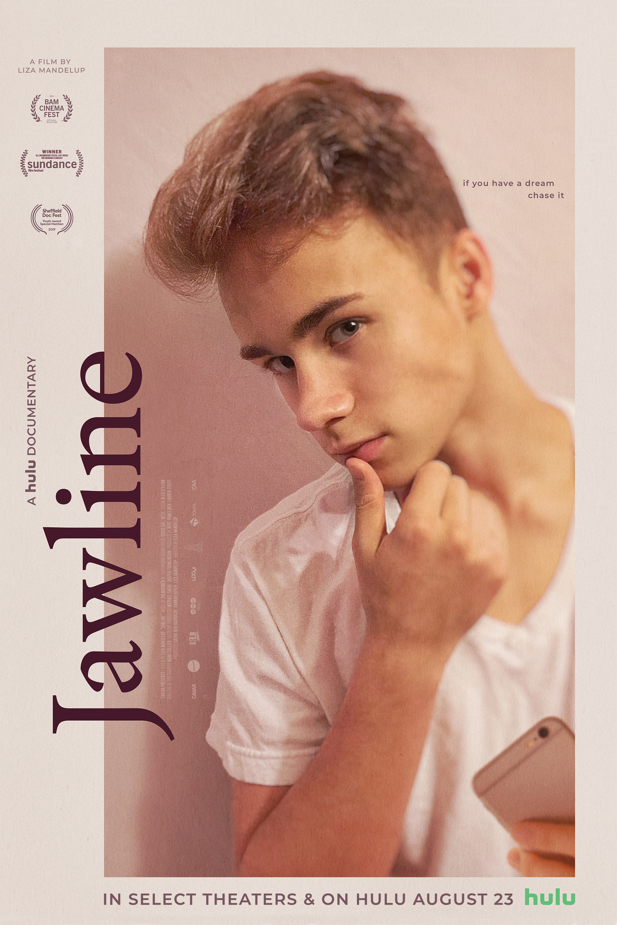 Image result for jawline movie poster