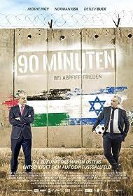 Norman Issa and Moshe Ivgy in Milhemet 90 hadakot (2016)