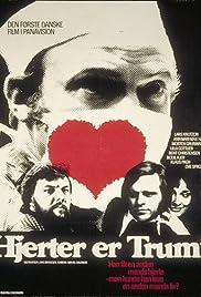 Hjerter er trumf Poster