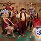 Angus Kennedy, Adam Morris, Peter Peralta, Jordan Metcalfe, Katie Sheridan, and Victoria Longley in Genie in the House (2006)