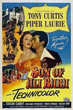 Der Sohn von Ali Baba (1952) • 4. August 2021 Action