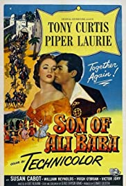 Son of Ali Baba (1952) Poster - Movie Forum, Cast, Reviews