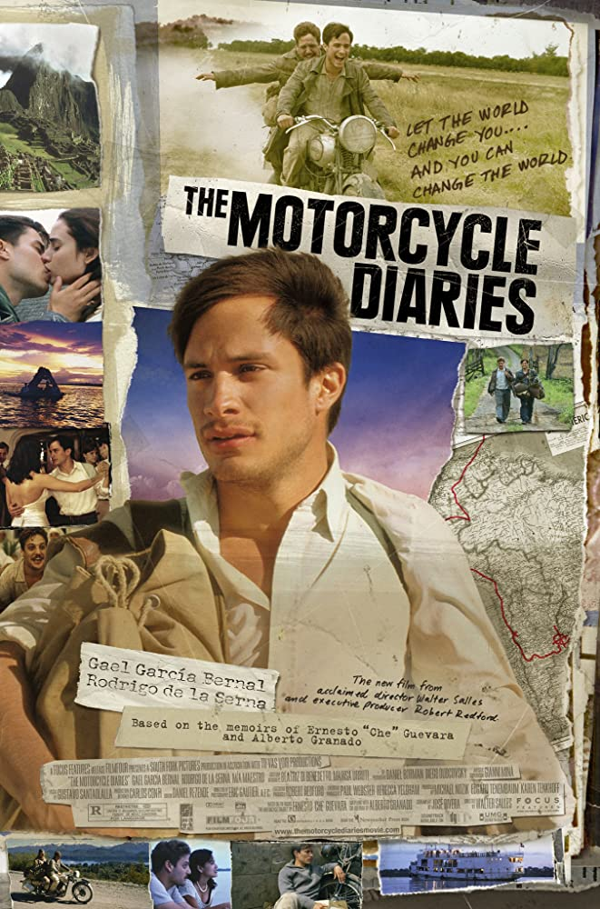 Diarios de motocicleta (2004)