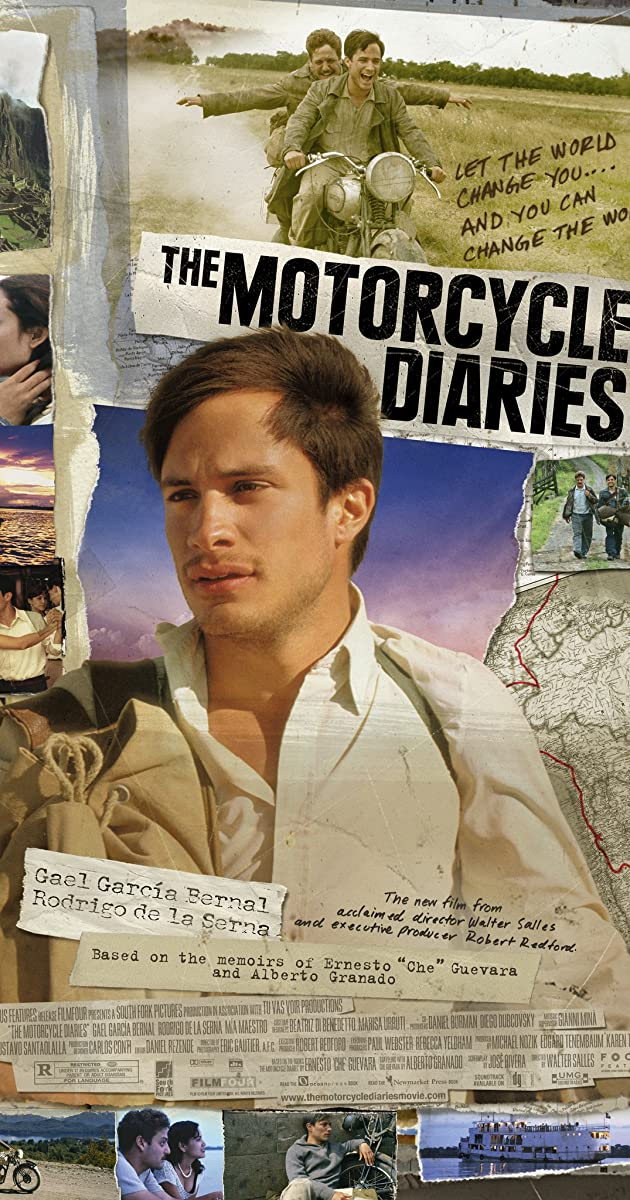 Watch Full HD Movie The Motorcycle Diaries (2004)