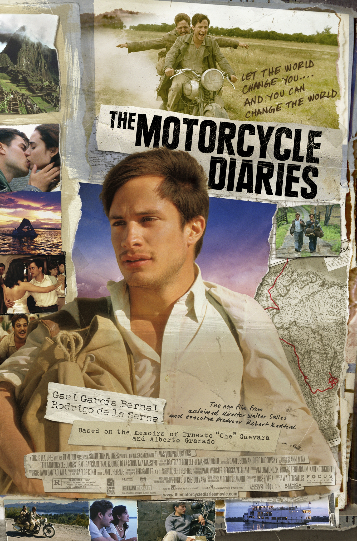 The Motorcycle Diaries (2004) BluRay 480p, 720p & 1080p