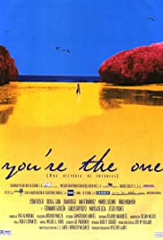 You're the one (una historia de entonces) Poster