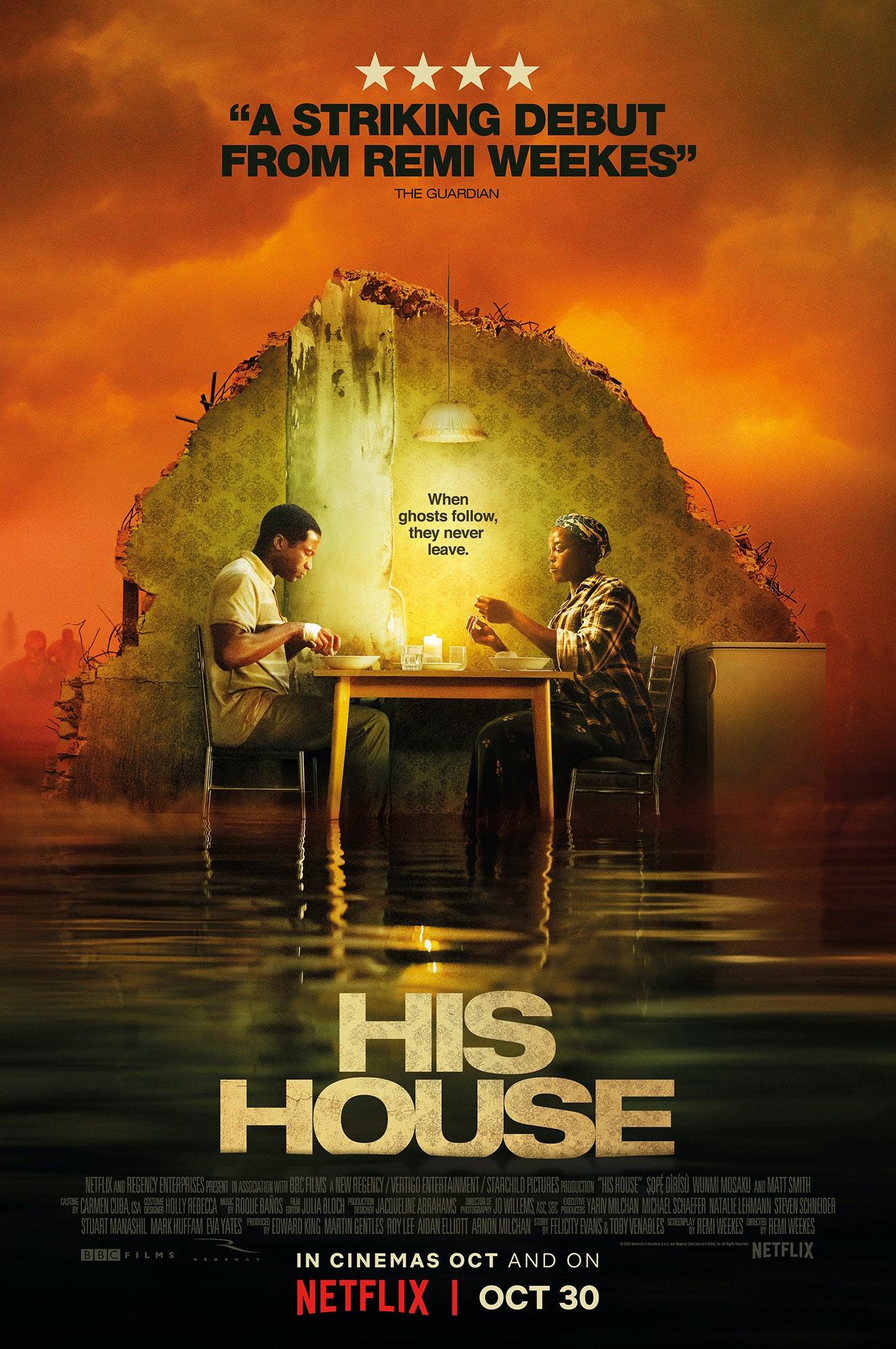 His House (2020) - IMDb