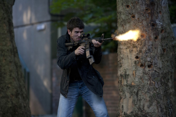Toby Kebbell in The Veteran (2011)