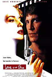 Love Is a Gun Poster