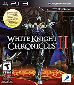 White Knight Chronicles II movie mp4 download
