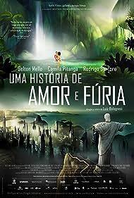 Uma História de Amor e Fúria (2013)