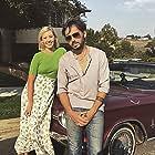 Harley Di Nardo and Steph Evison Williams in Wild Roads (2021)