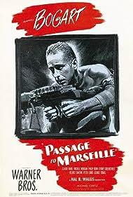 Humphrey Bogart in Passage to Marseille (1944)
