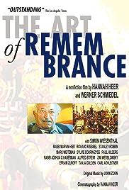 Die Kunst des Erinnerns - Simon Wiesenthal Poster