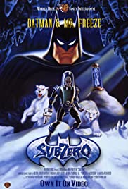 Batman & Mr. Freeze: SubZero Poster