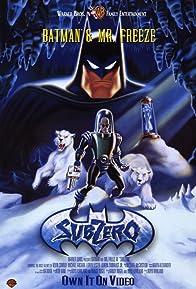 Primary photo for Batman & Mr. Freeze: SubZero