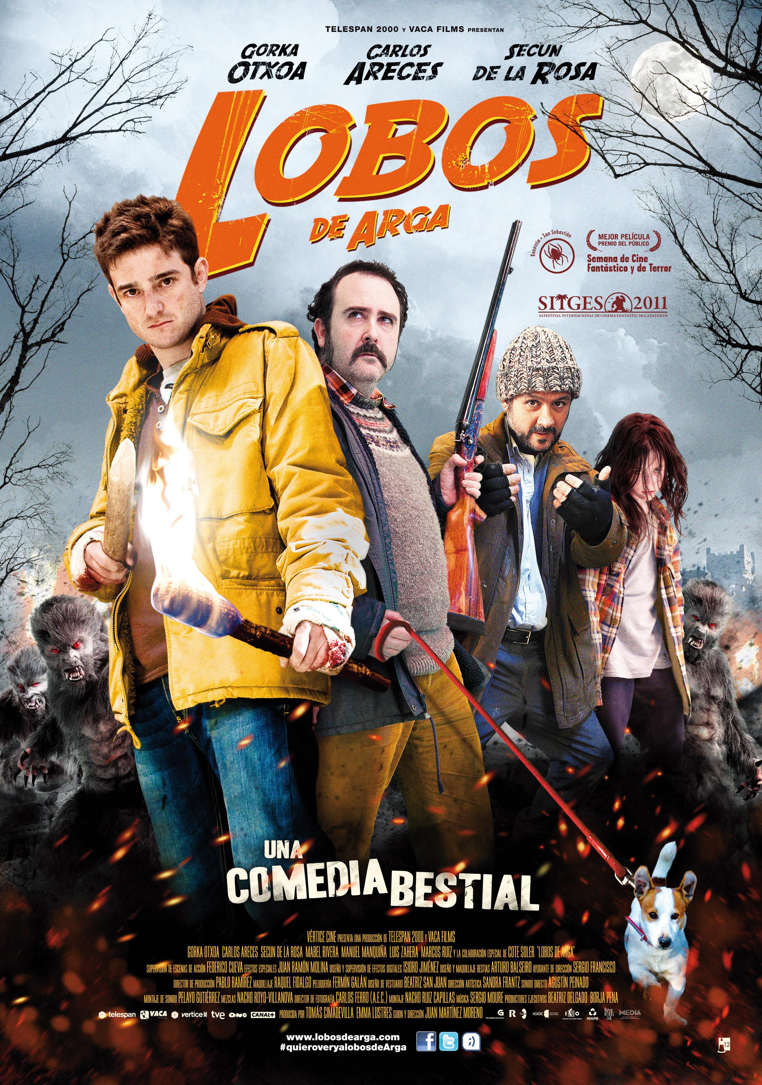 ดูหนังออนไลน์ Lobos de Arga (2011)