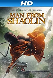 Man from Shaolin Poster