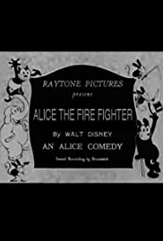 Alice the Fire Fighter Poster