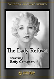 The Lady Refuses Poster