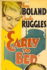Early to Bed Poster