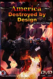 America Destroyed by Design Poster