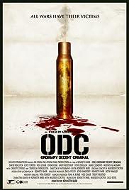 ODC [Ordinary Decent Criminal] Poster