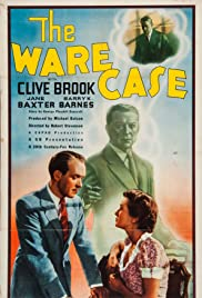 The Ware Case Poster