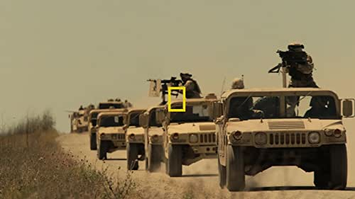 American forces occupying Iraq are ambushed in a Baghdad neighborhood.