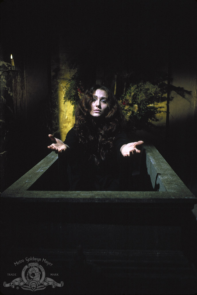 Christine Kaufmann in Murders in the Rue Morgue (1971)
