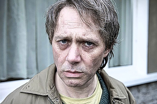 Reece Shearsmith in The Widower (2013)