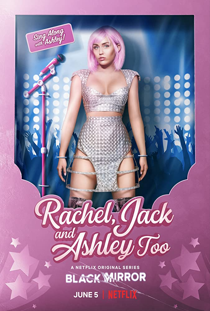 Rachel, Jack and Ashley Too (2019) 720p  HDRip Esubs | Black Mirror S5E3 | Netflix