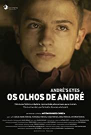 André's Eyes Poster
